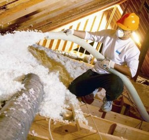 Blow In Attic Insulation in L.A. and San Diego